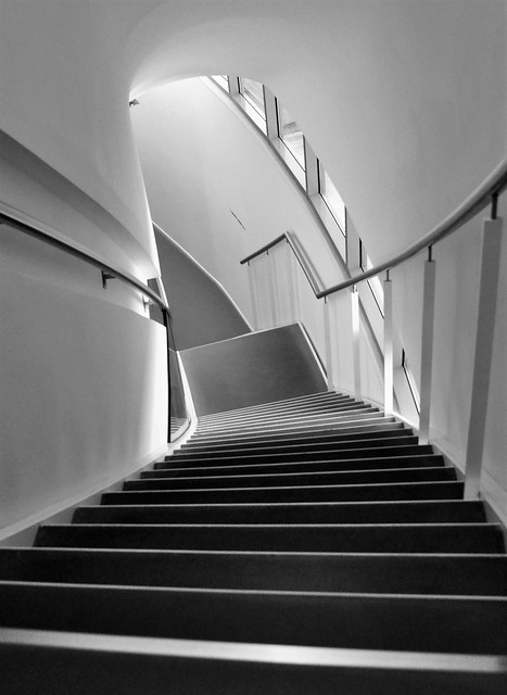 Down stairs B&W or.....