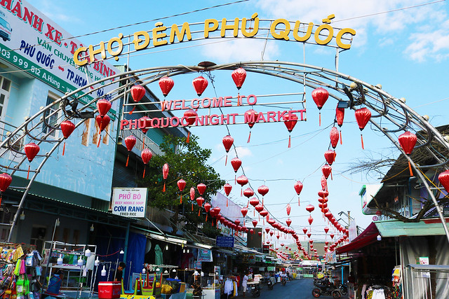 Phu quoc day market