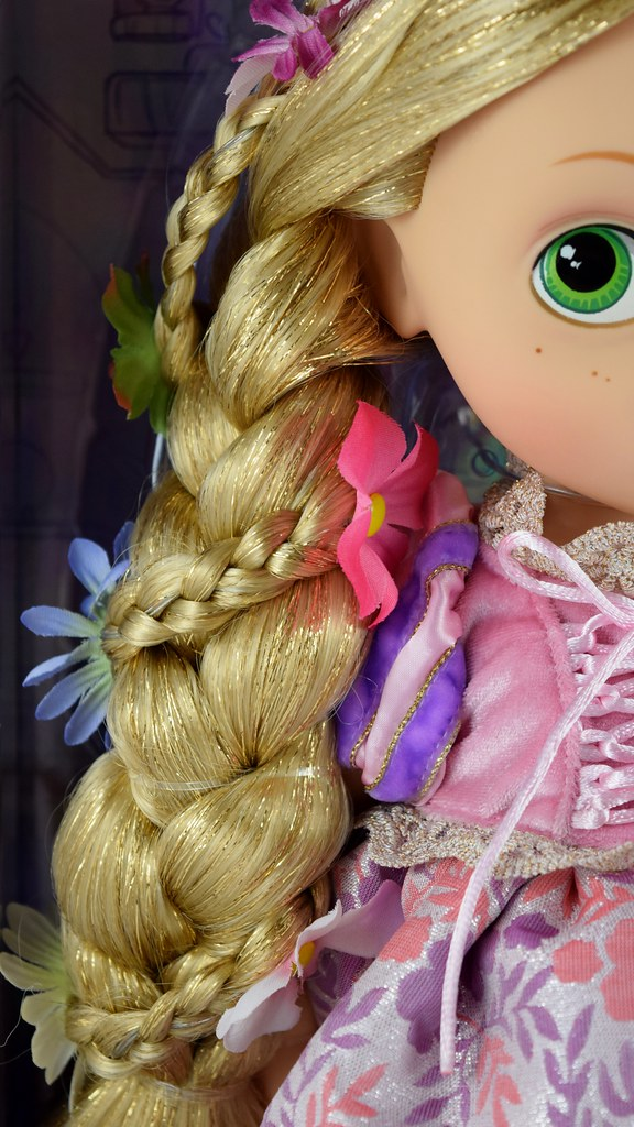 Special Edition Rapunzel Animator Doll Us Disney Store P