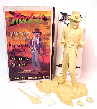 JWS Johnny Guitar All Resin Kit