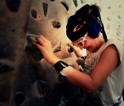 Fantasyclimbing corso di arrampicata il deposito di zio Paperone 26
