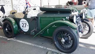 1928 Alvis FWD