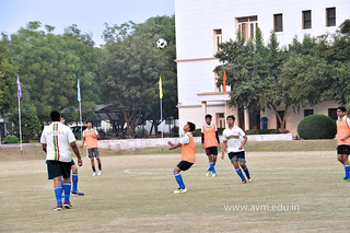 Inter House Football Competition 2018-19 5 (9) | by Atmiya Vidya Mandir