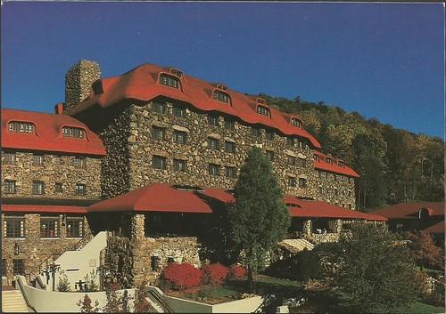 groveparkinn sunsetmountain blueridgemountains asheville carolinadelnorte northcarolina hoteles hotels