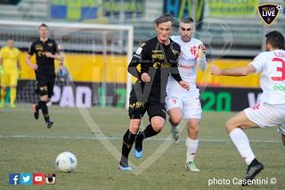 Fine primo tempo, Padova-Hellas Verona 1-0 | Il girone di ...
