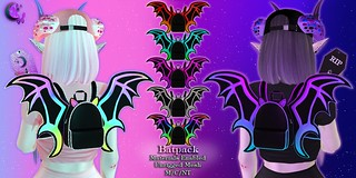 *NW* Batpack | by NeverWish