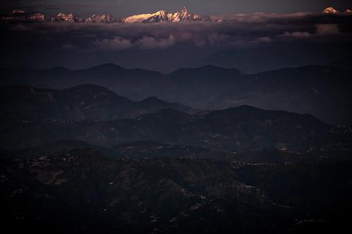 tibet2018 dusk nagarkot nepal suntol bagmatizone np