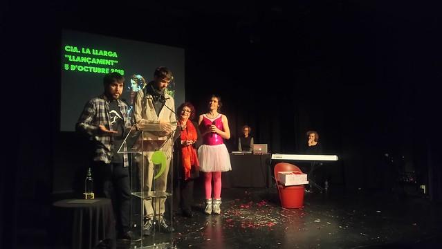 La Gala d'entrega dels Premis Mostra'T