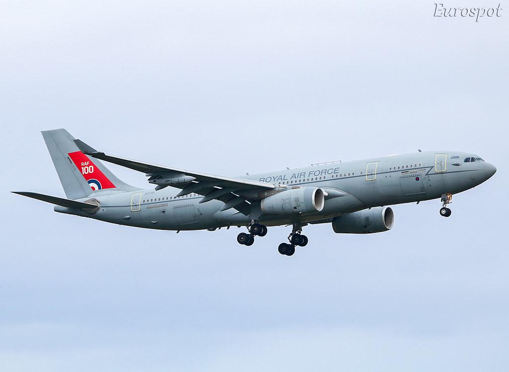 Risultati immagini per Airbus Voyager KC2 (ZZ330)