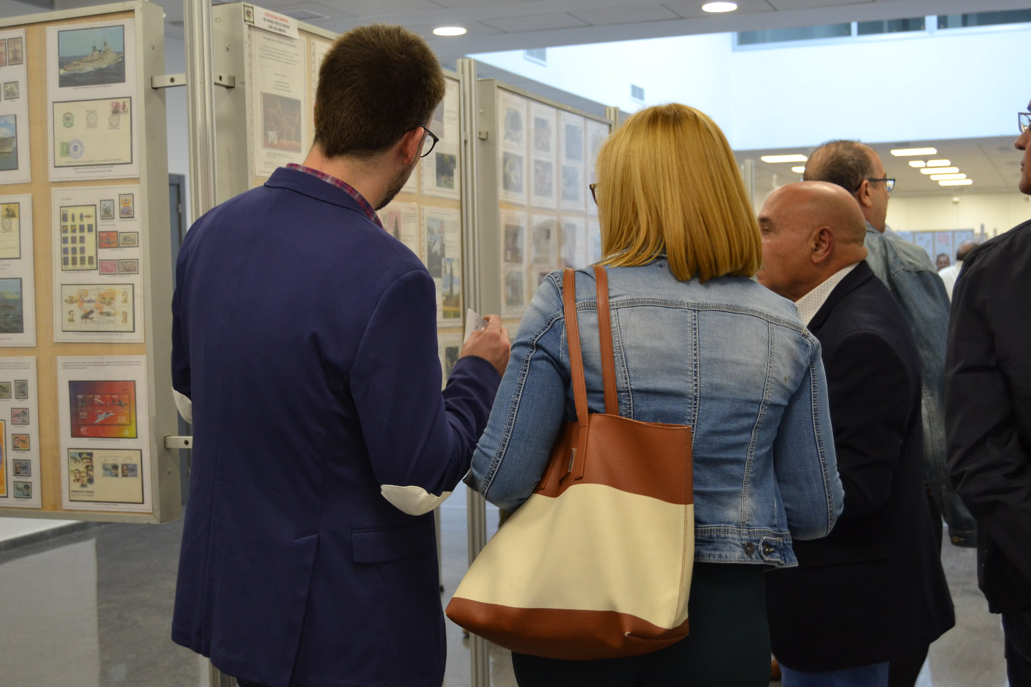 (2018-10-05) - Exposición Filatélica - Inauguración - Diario El Carrer  (43)