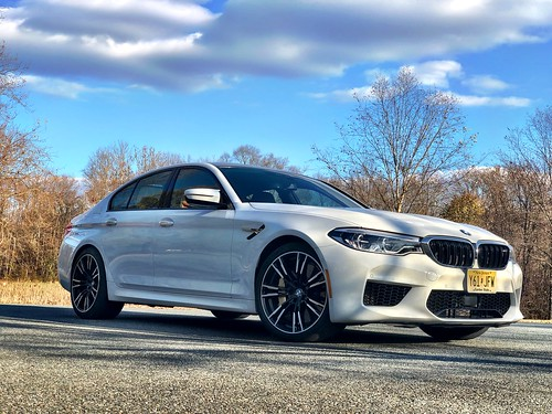 2018 BMW M5 by Automotive Rhythms Photo