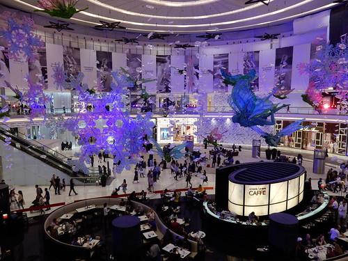 Dubai Mall - elfjes