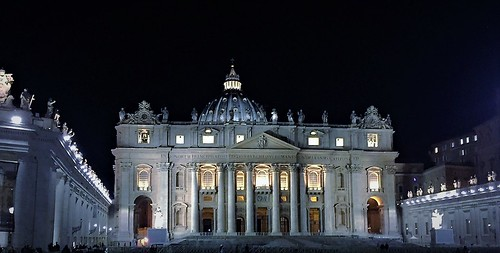 Catholicism's Mystical Aura against the Night skies | by dodagp