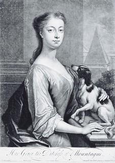 Mary Montagu, Countess of Cardigan