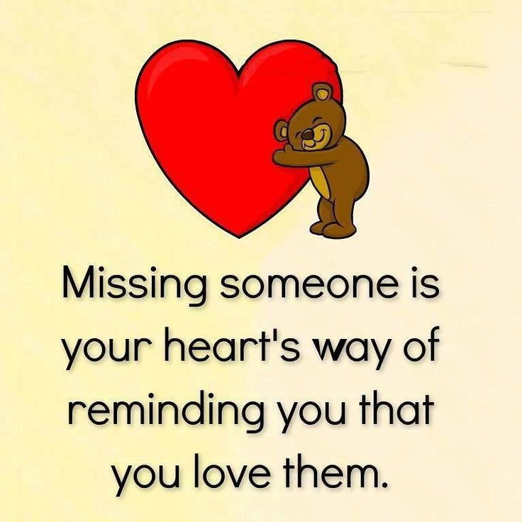 Missing and someone love on quotes Missing Someone