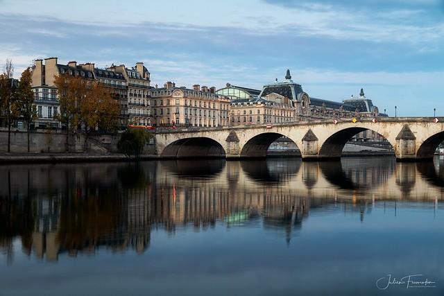 Musée d'Orsay & Pont Royal, Paris