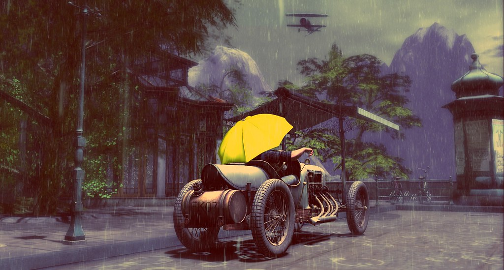 2019 Valium Photo Contest # 1 Rain, rain, go away...