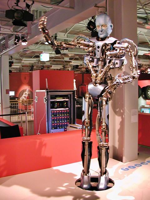 Roboter 2001