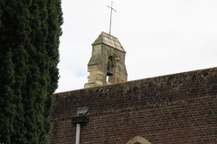 Flaky Bell Tower