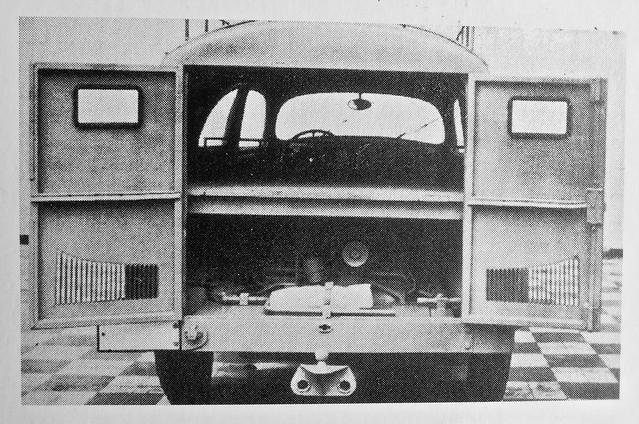 1946 VOLKSWAGEN Käfer Lieferwagen
