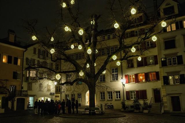 CH Adventszeit 18 in Zürich