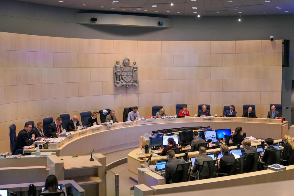 Edmontonians speak at budget public hearing ahead of deliberations
