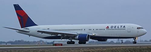Delta 767-300 #N1402A | by sabresfreak