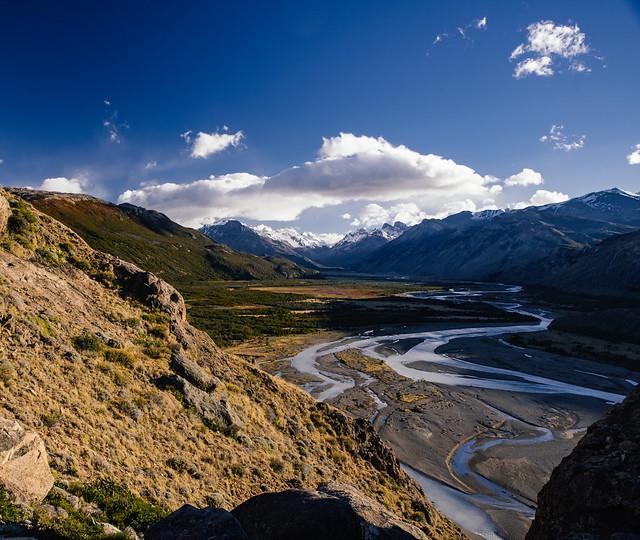 mirador río de las vueltas