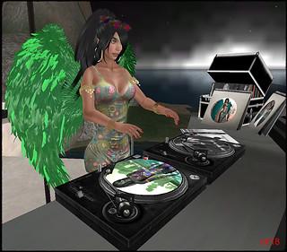 The Star DJ @ Condensation Land, Open Sim