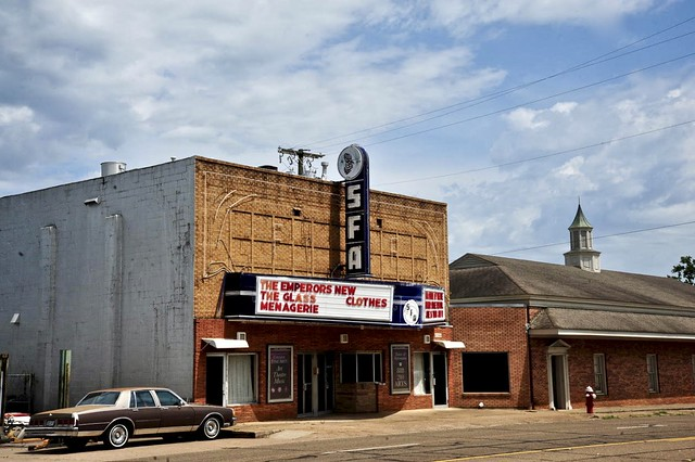 SFA Theater - Nacogdoches,Texas.