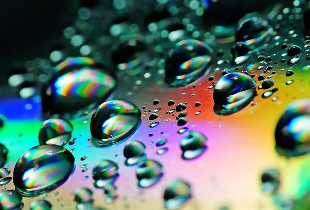 365 - Image 039 - Droplets...