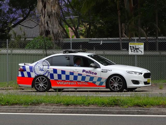 NSW Police Sydney