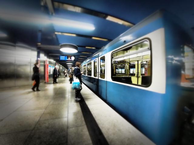 Munich underground
