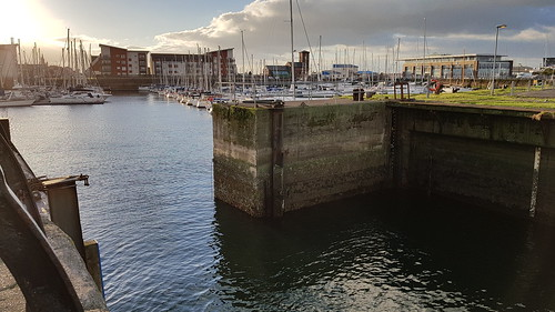 Clyde Marina entrance | by Sailing P & G