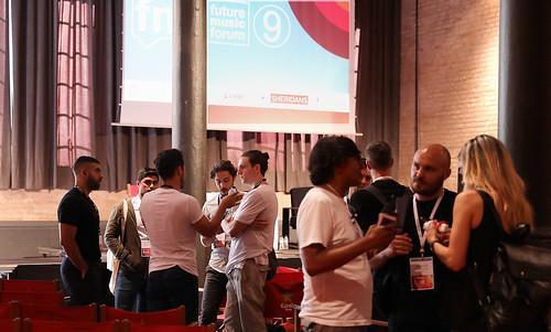 Future Music Forum Barcelona - September 12-14th, 2018