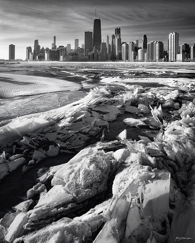 spasojevic monoart nenografiacom sonyalpha winter lake blackandwhite white windycity infraredlight 830nm nenadspasojevicart bw black shadow lakemichigan sony shadows sunrise urbanscene sun morning nenad a7r frozentundra ir tones water chi infrared ice 2019 fineart shades northavenuebeach frozen sunlight light monochrome chicago illinois il usa