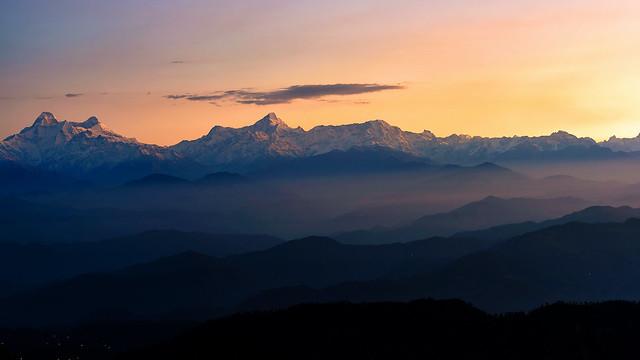 Dawn, Binsar