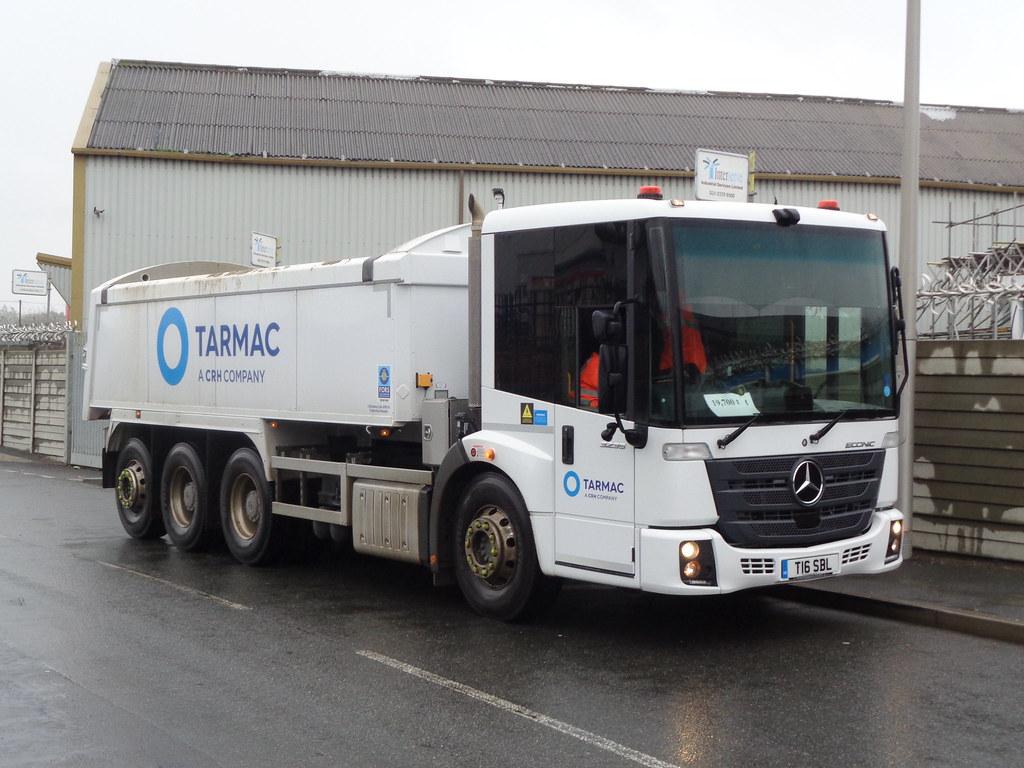 Tarmac(S Brookes Ltd) - T16 SBL @ Belvedere 20-11-18
