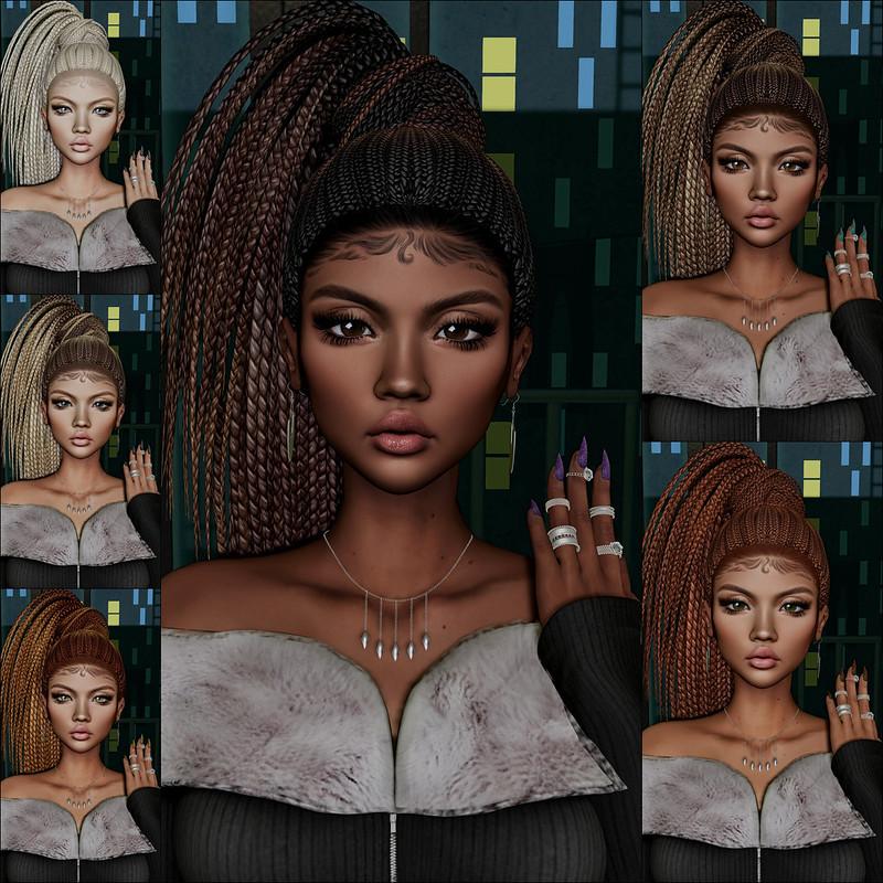 The Face ~ Catwa - Simone_tones