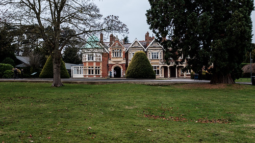Bletchley Park | by The-E