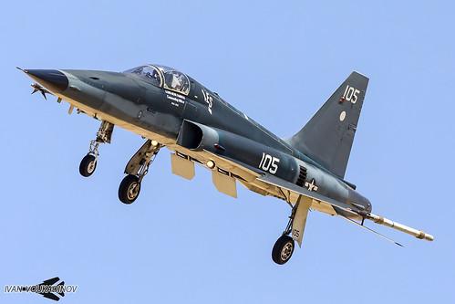 F-5N 761547 ES-105 VFC-111 Yuma WTI 1-18 | by Ivan Voukadinov