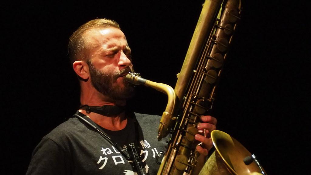 Colin Stetson, Jazzmi 2018, Teatro dell'Arte, Milano 04/11/2018