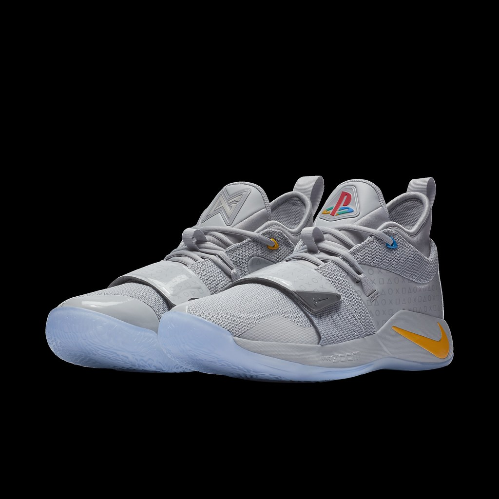wholesale dealer a5594 64d5a Nike PG 2.5 x PlayStation Colorway | PlayStation.Blog | Flickr