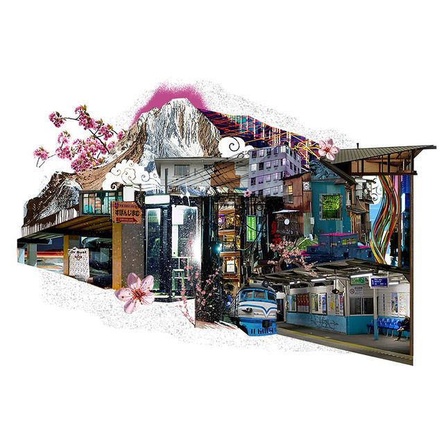 Cherry Blossom Station