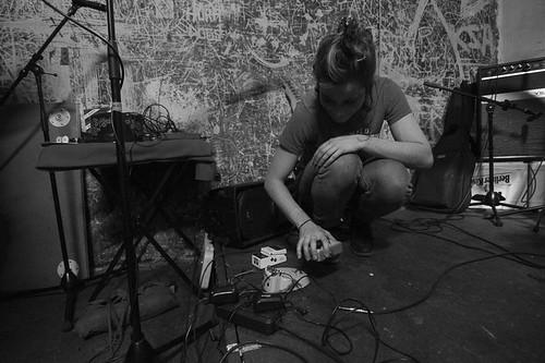 Xantene @ 5 Years Kitchen Leg Records 18.01.2019 @ Loophole, Berlin | by der_triton