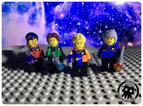 60-5 The Crew | by captainmutant