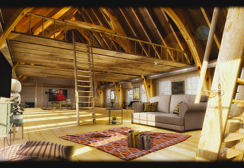 ChiMia - Earthenwood Loft