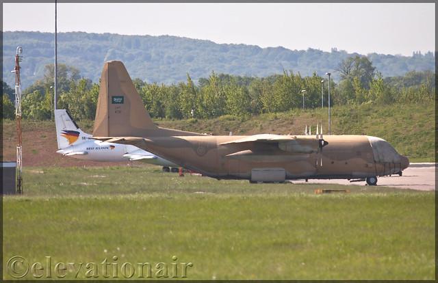 HZ-472 Lockheed C-130H Hercules Royal Saudi Air Force