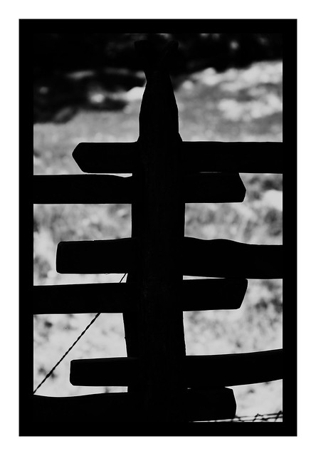 Kanji fence