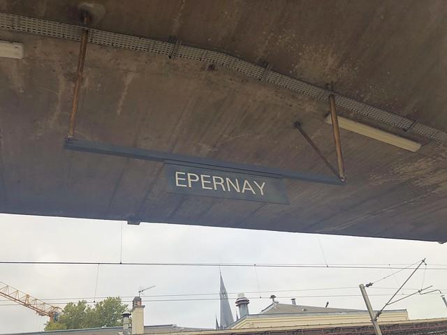 エペルネ駅